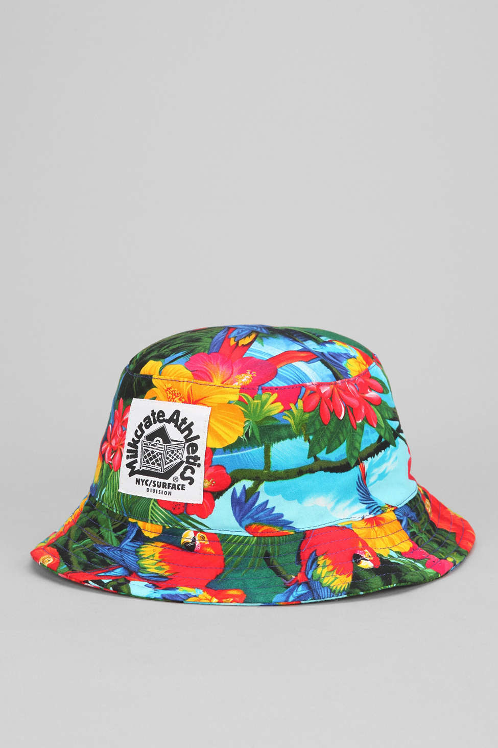 51a02a17 Milkcrate Athletics Tropical Bucket Hat for Men - Lyst