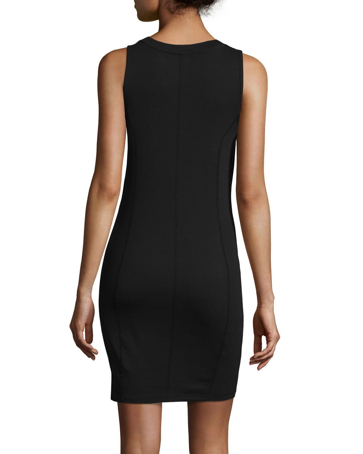 Find black jersey tank dress at ShopStyle. Shop the latest collection of black jersey tank dress from the most popular stores - all in one place.