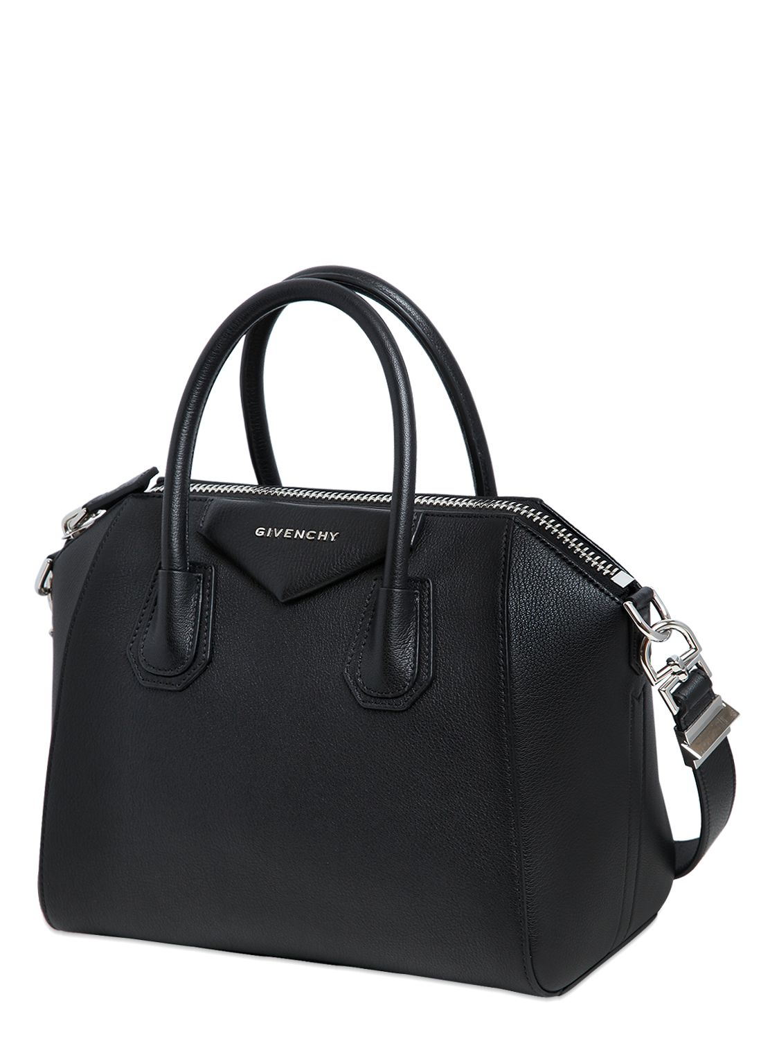 Givenchy SMALL ANTIGONA GRAINED LEATHER BAG ZQod3WW