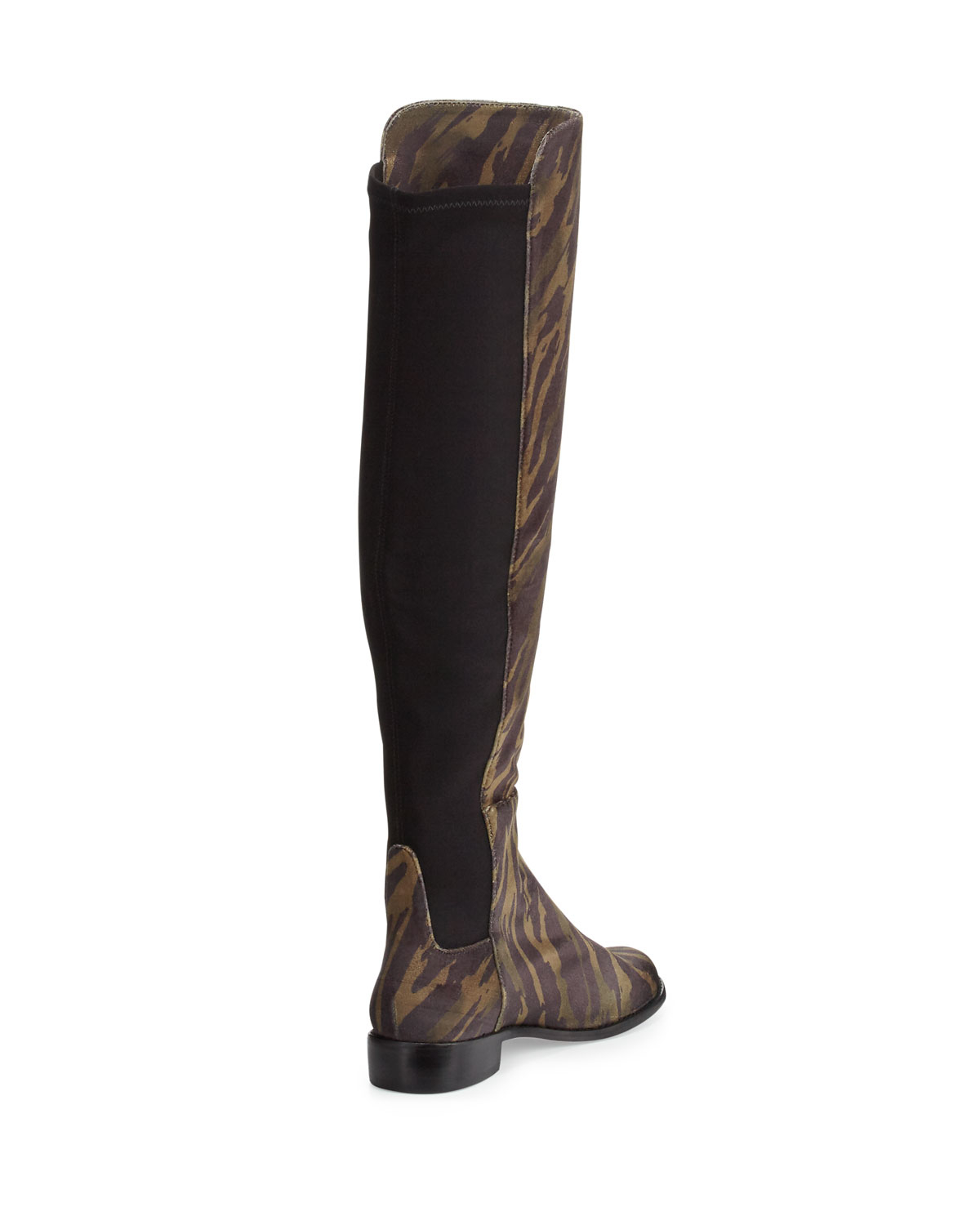 3a8d59ef06d Lyst - Stuart Weitzman Mainstay Suede Over-the-knee Boot in Brown