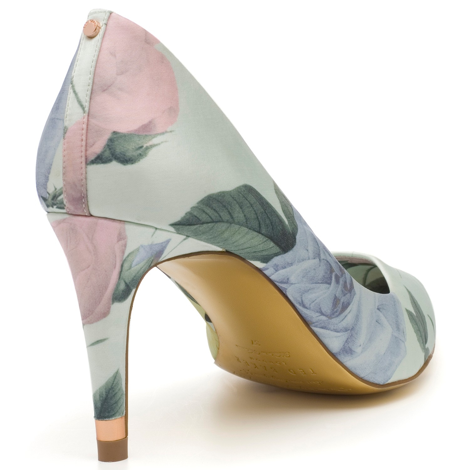 ted baker shoes very volatile leopard shoes