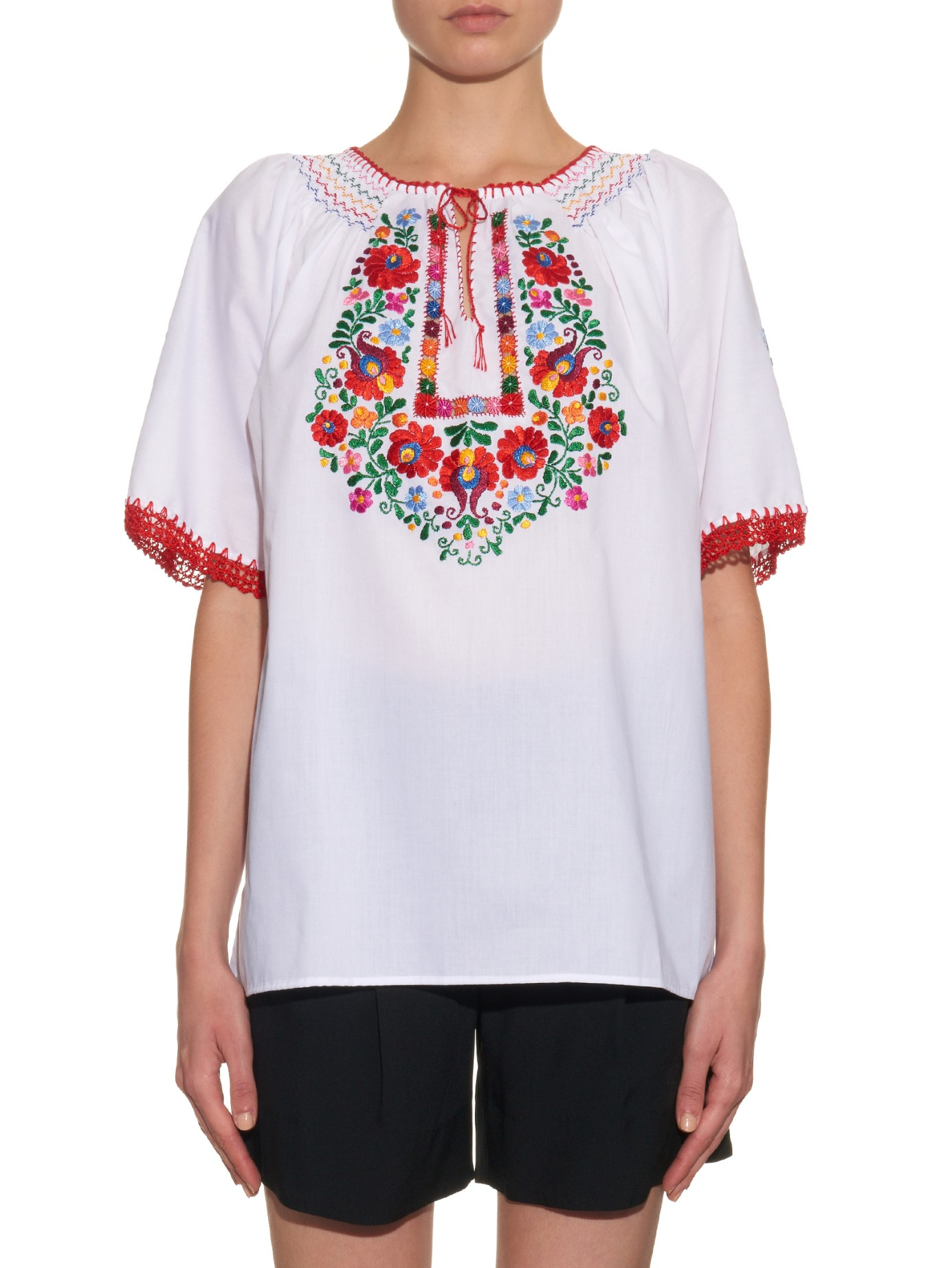 SHIRTS - Blouses Muzungu Sisters Buy Cheap Store Sale Order Discount Websites Clearance Fast Delivery RxcG9Ps