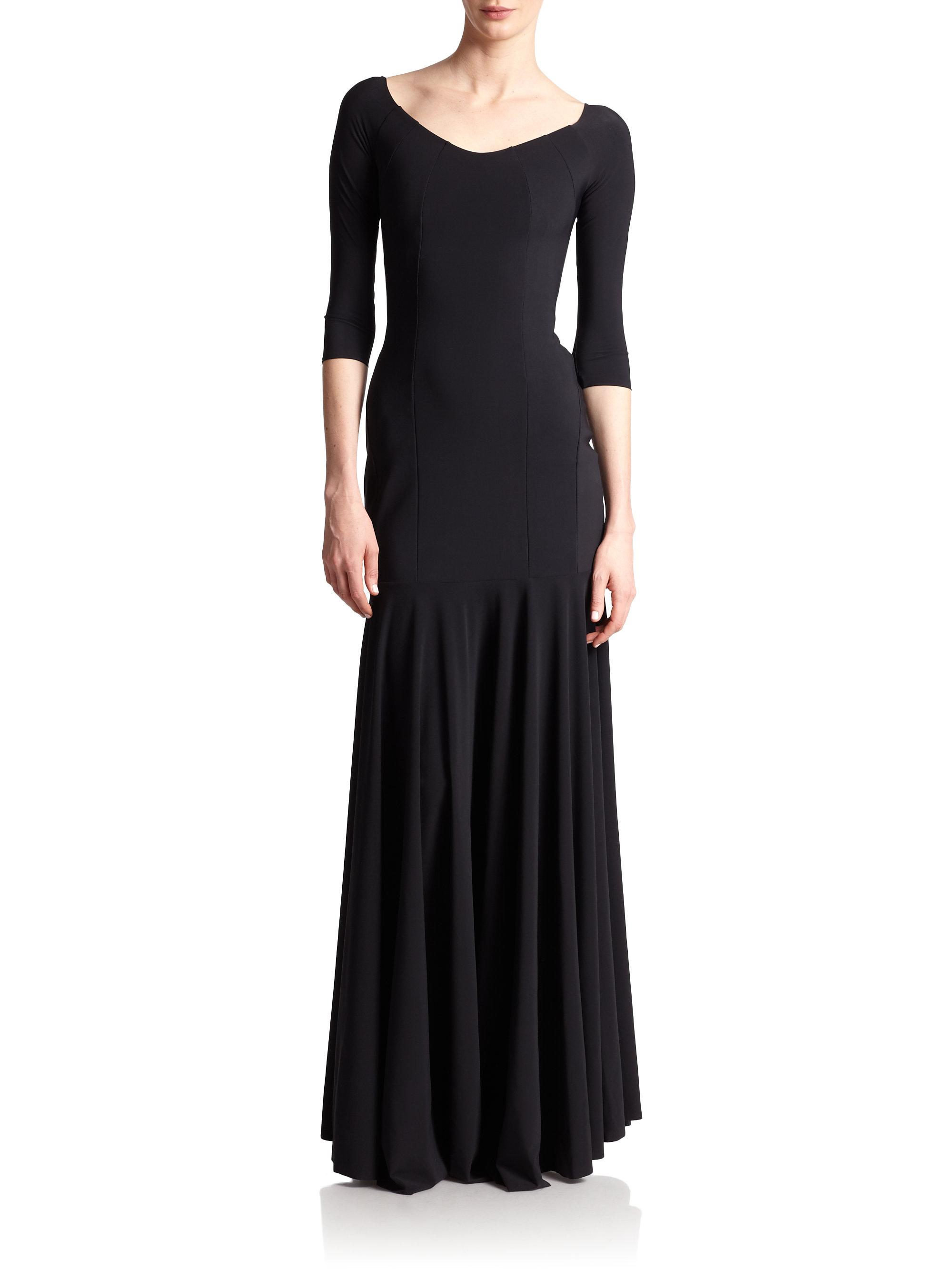 Lyst La Petite Robe Di Chiara Boni Estelle Long Off The