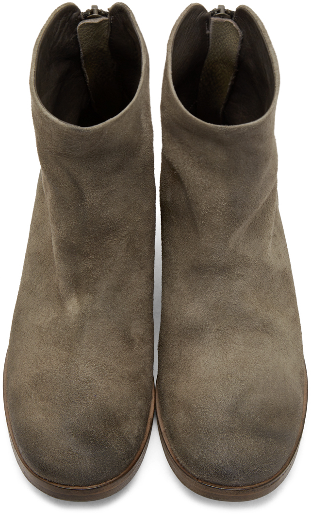 Marsèll Suede Ankle Boots brand new unisex online MNbSMD4QjA