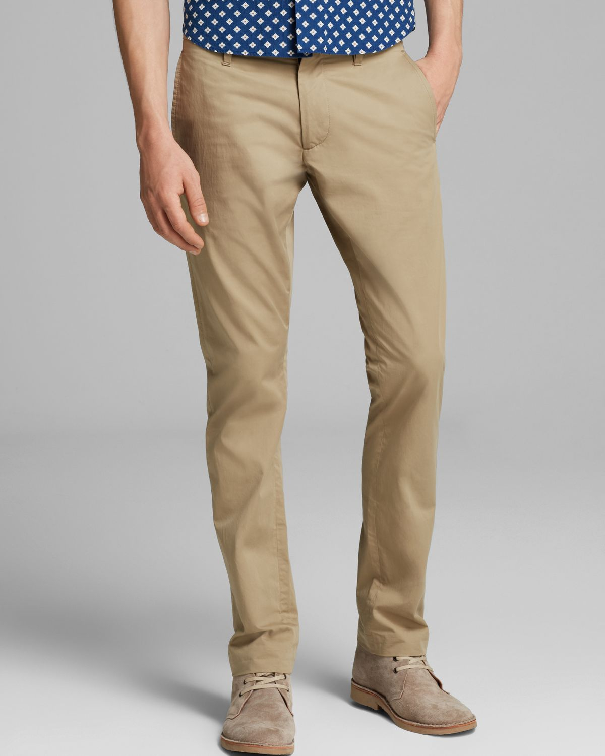 Shop Lands' End for Men's Slim Fit Pants. Browse the latest styles of men's slim fit chinos, dress pants, trousers and more here.