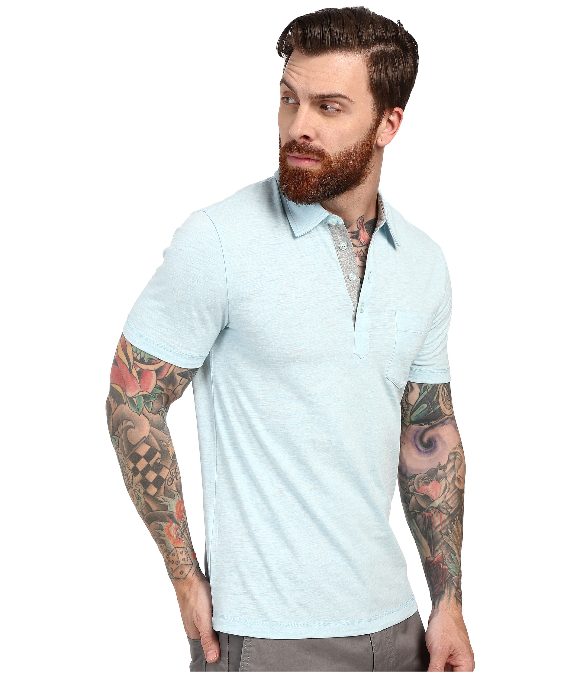 Mens Bing Shirt Polo Original Penguin Cheap Sale Pay With Visa Classic Sale Online Discount Low Shipping Online XAdehwKcrn