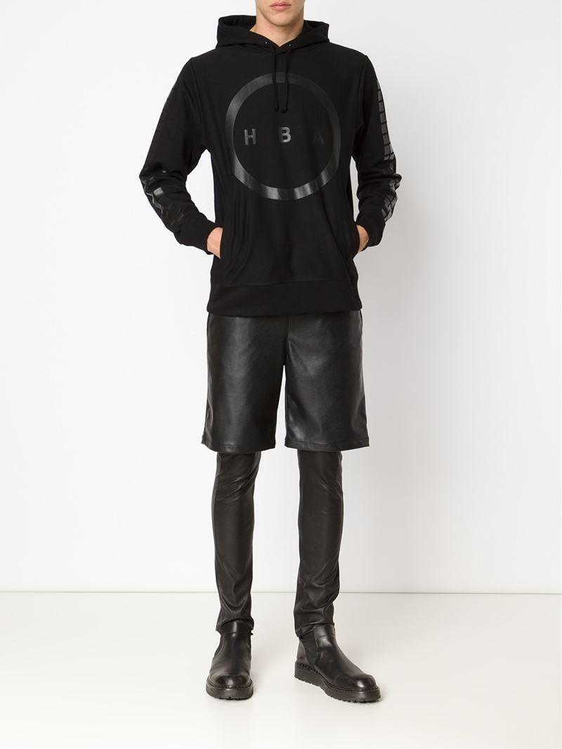 Hood By Air Detroit Orgy Hoodie In Black For Men  Lyst-5152