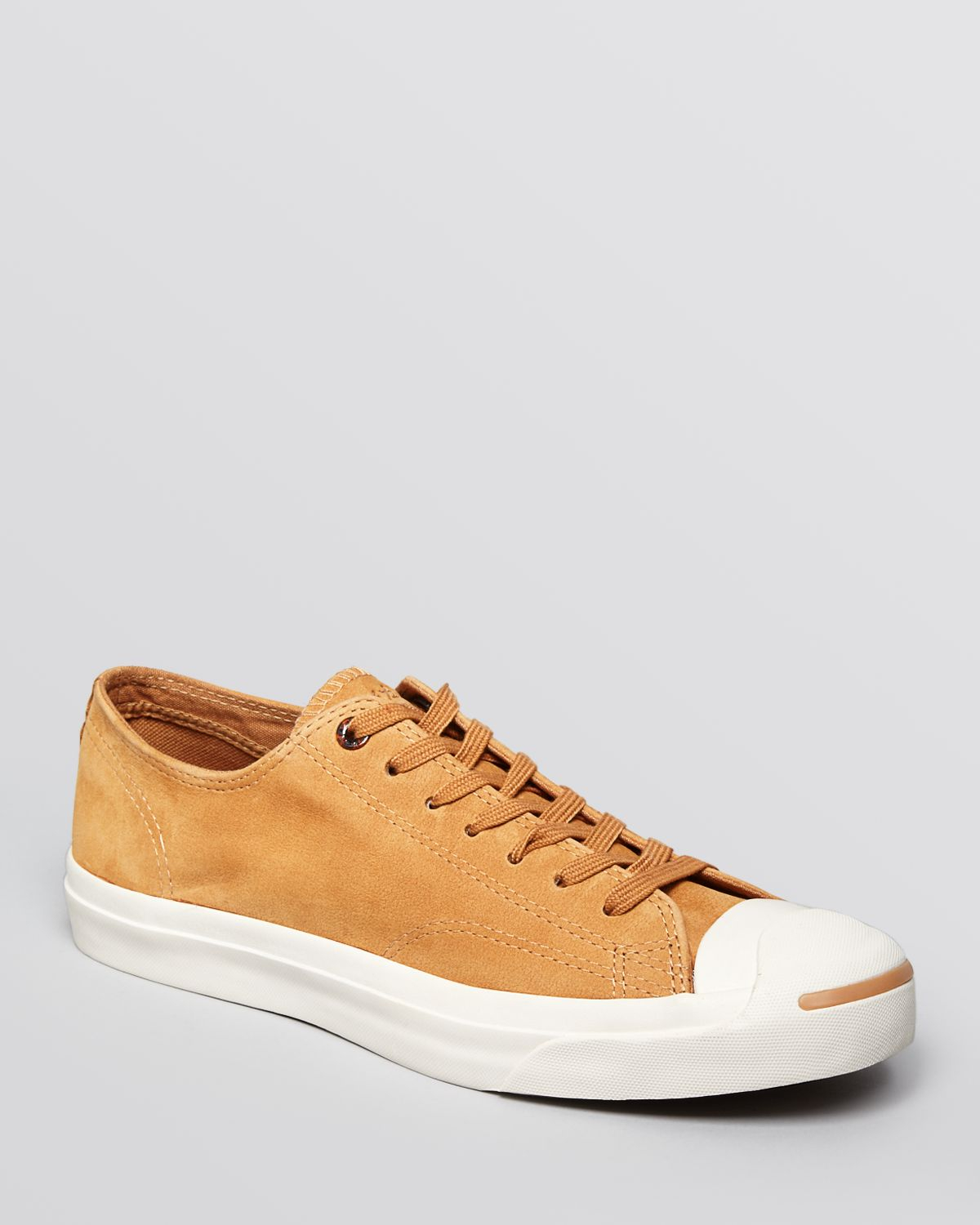 01fa2fbf73c8 Lyst - Converse Jack Purcell Suede Sneakers in Brown for Men