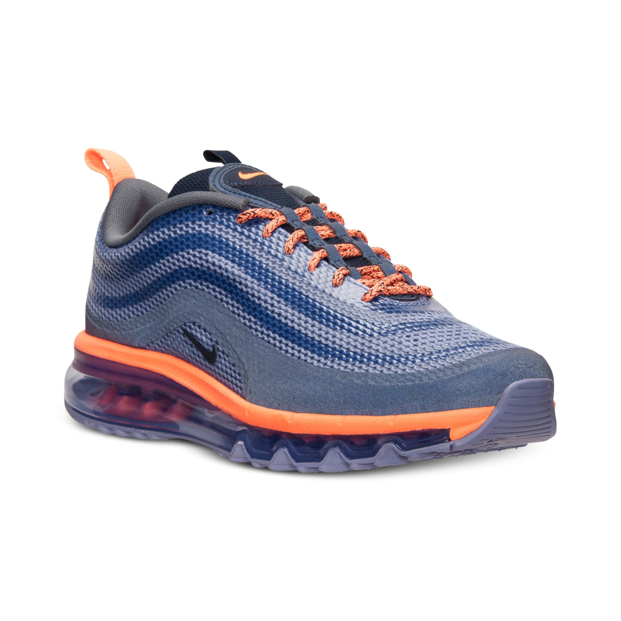 official photos 8a573 1230a Nike Mens Air Max 97 Hyp Running Sneakers From Finish Line in Blue ...