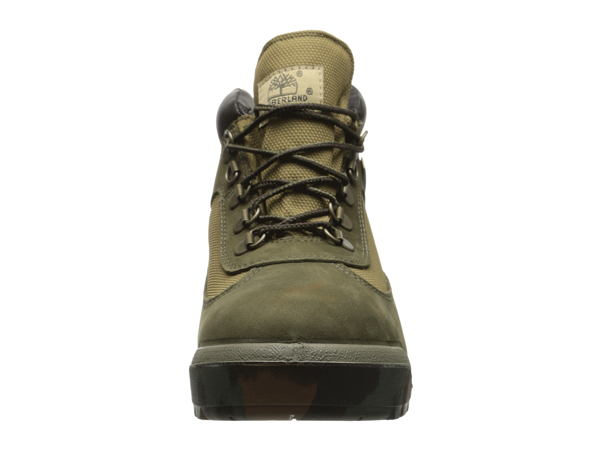Lyst Timberland Field Boot In Green For Men