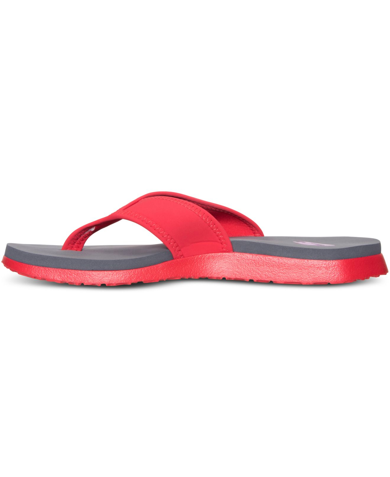 ab7c86ed347 Lyst - Nike Men s Celso Plus Thong Sandals From Finish Line in Red ...