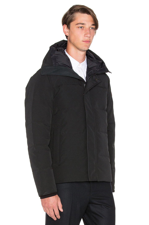 Canada Goose victoria parka online discounts - Canada goose Macmillan Parka in Black for Men | Lyst