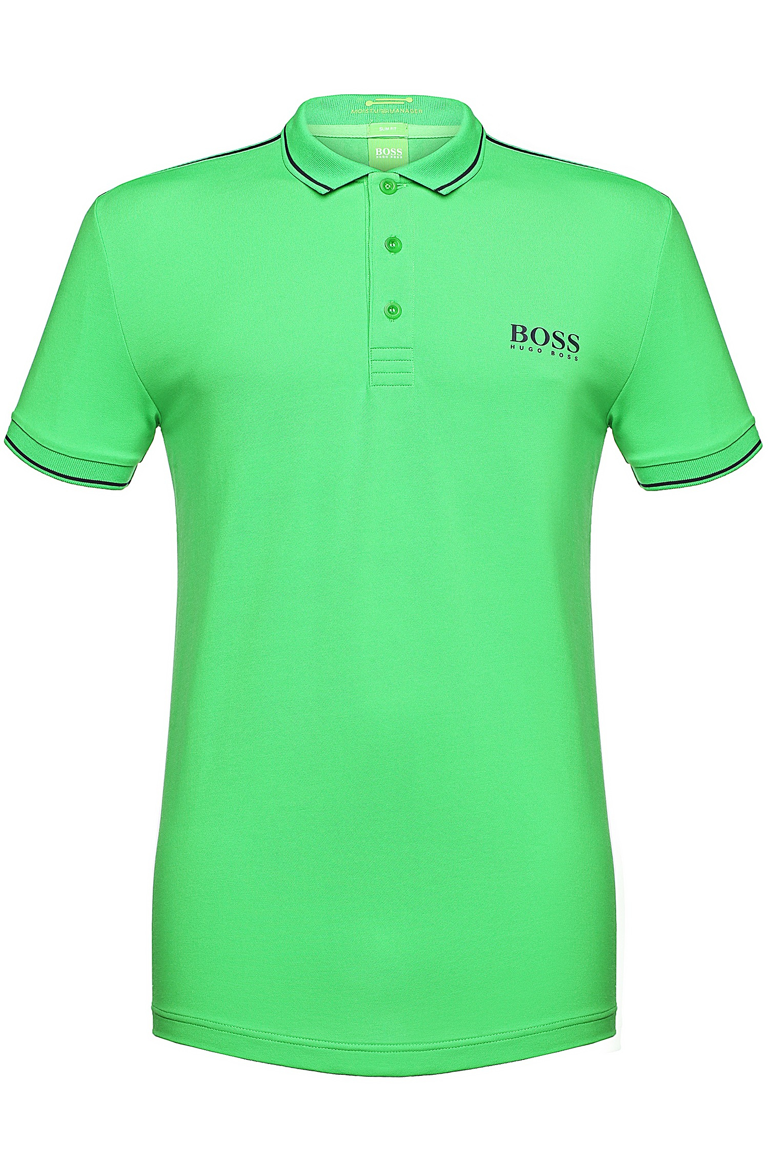 2b208119 Hugo Boss Green Paule 4 Polo Shirt | Kuenzi Turf & Nursery
