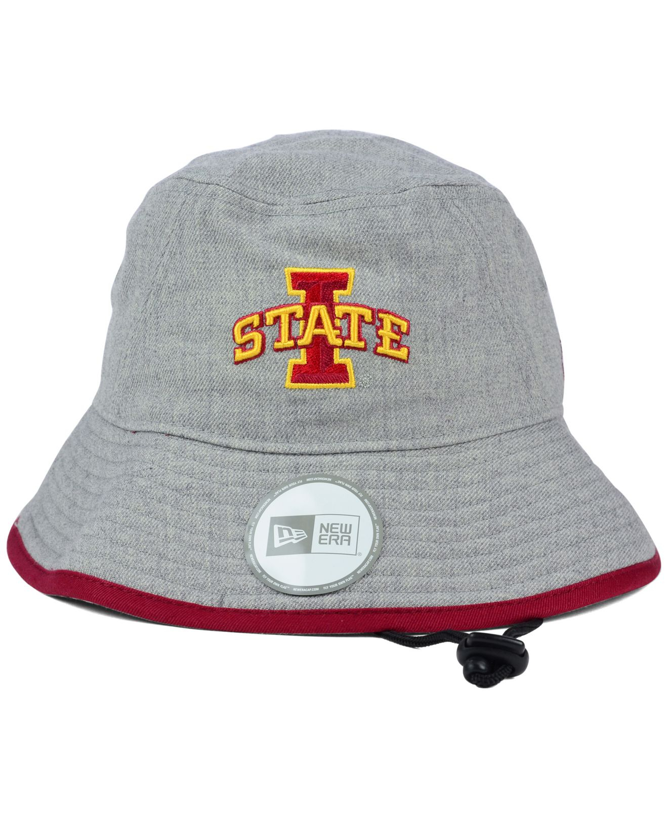 size 40 48cd8 d2cbc ... sweden lyst ktz iowa state cyclones tip bucket hat in gray 34e8d fe240