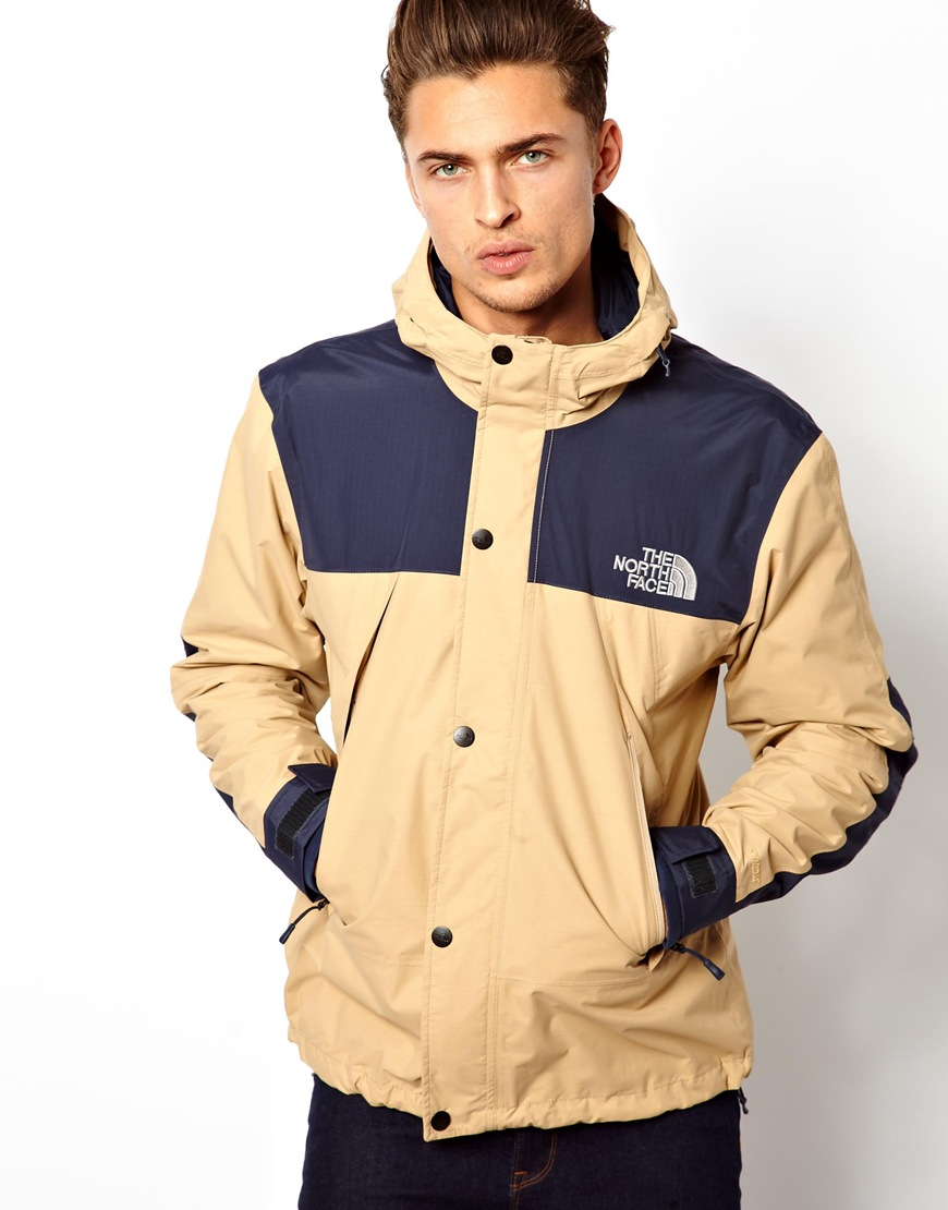 The North Face Metro Mountain Parka In Natural For Men Lyst