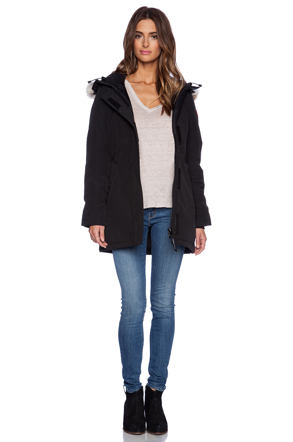 Gallery. Previously sold at  REVOLVE · Women s Canada Goose Victoria ... c110b04a9