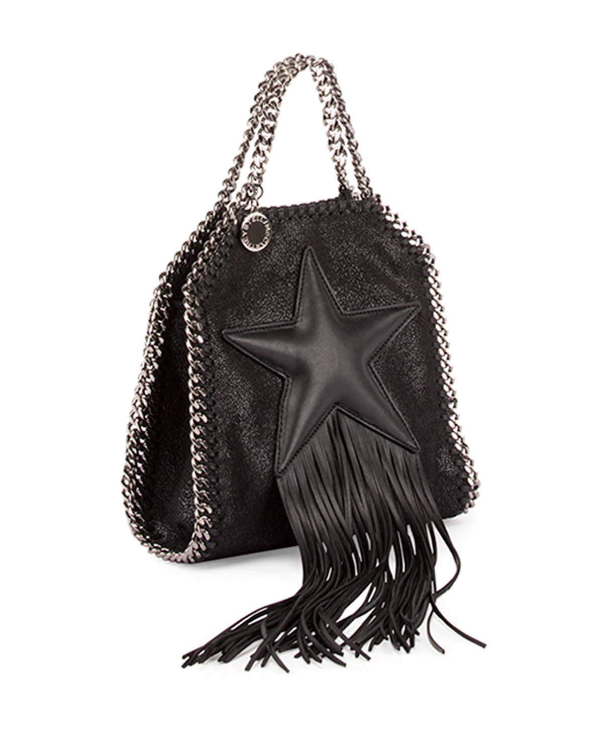 Stella McCartney Stella Star fringed bag Extremely Cheap Online Buy Cheap Best Seller Footlocker Finishline Sale Online nJnk8nMqd