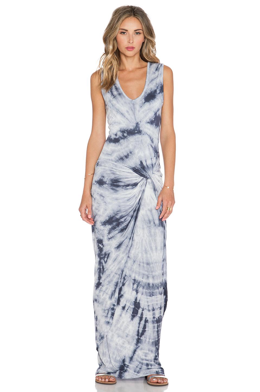 3dd42a531 Young Fabulous & Broke Fleur Maxi Dress in Gray - Lyst