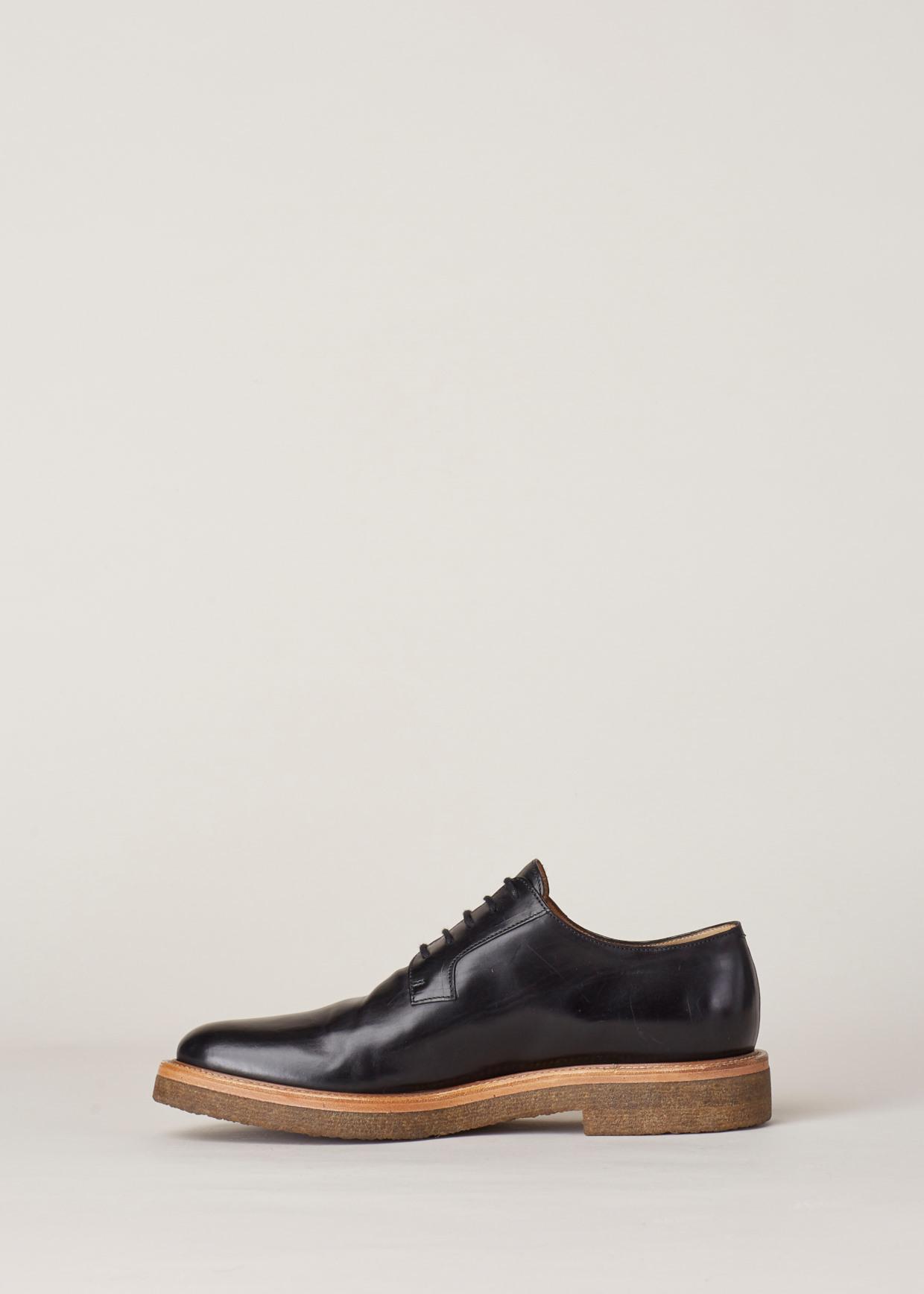 clearance popular Dries Van Noten Leather Brogue Oxfords amazing price sale online OYLfL