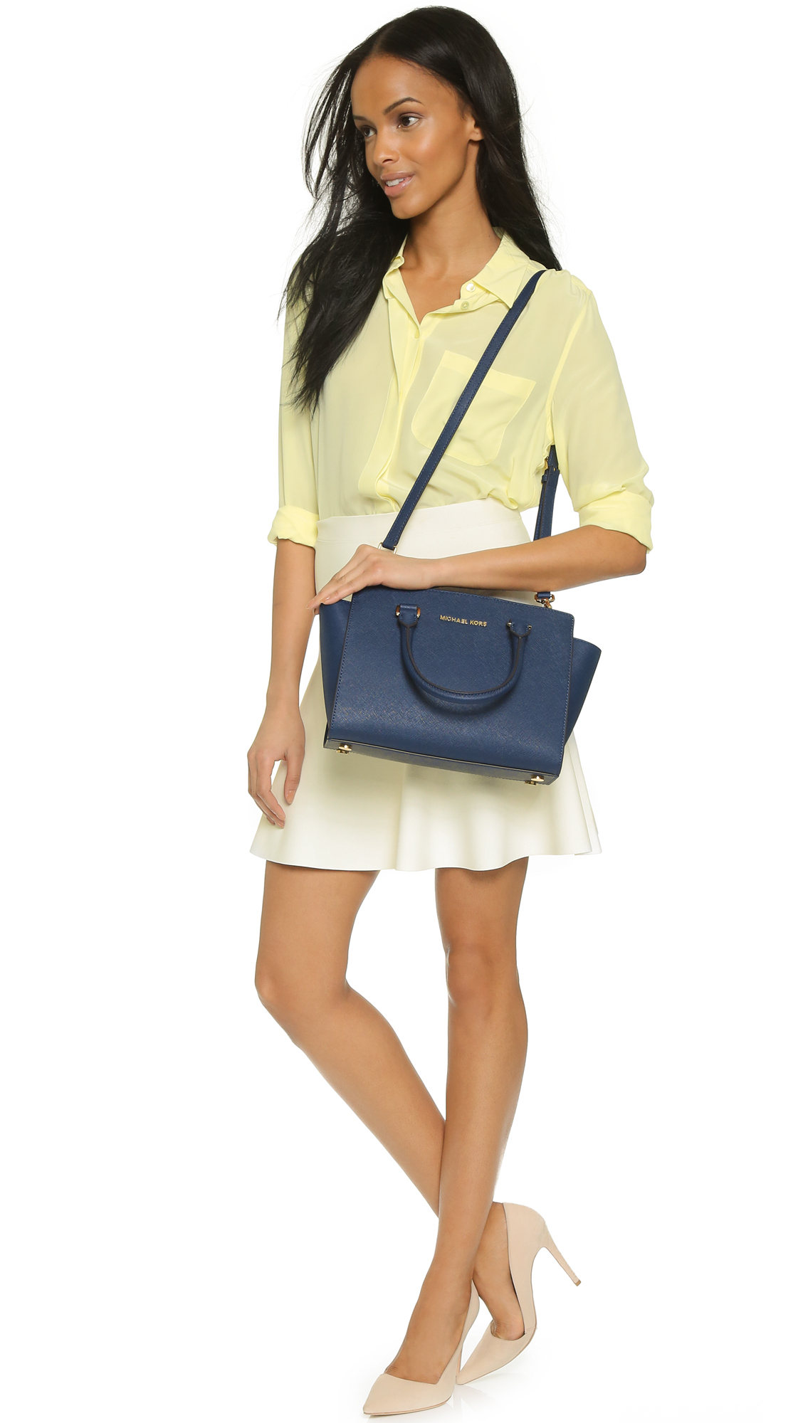 40a62f265 Gallery. Previously sold at: Shopbop · Women's MICHAEL Michael Kors Selma