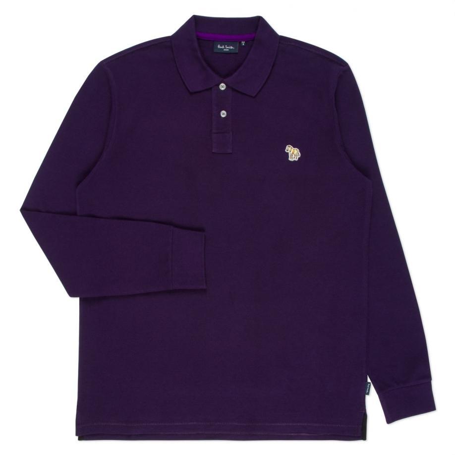 Purple Polo Shirt For Men