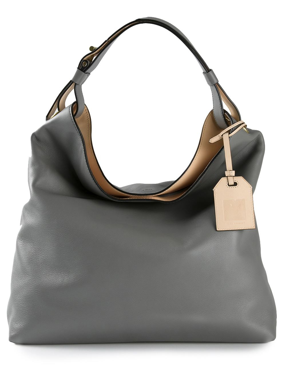 Reed krakoff 'Rdk Hobo' Bag in Gray | Lyst