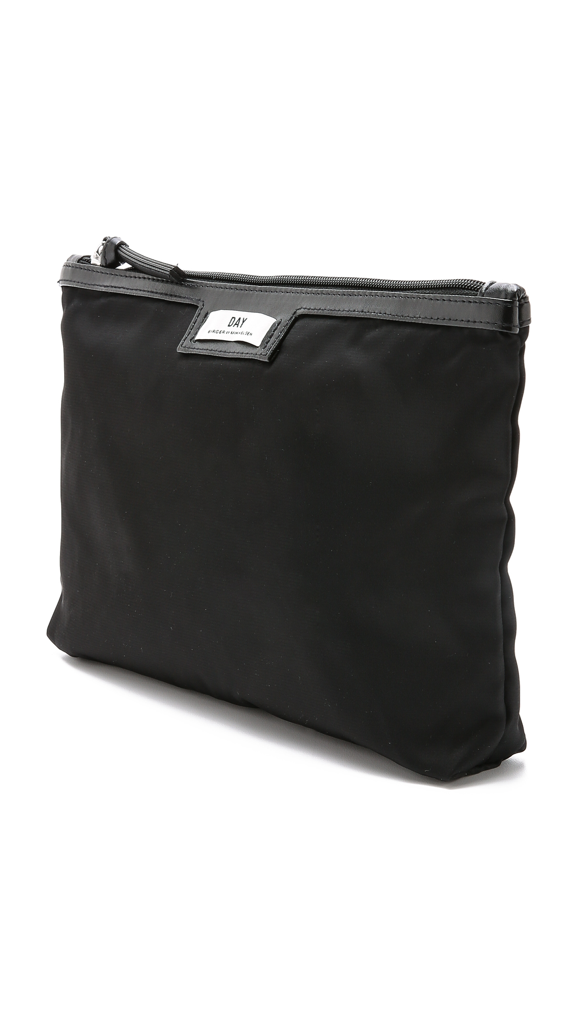 f77a6a7a Day Birger et Mikkelsen Small Day Gweneth Pouch - Black in Black - Lyst