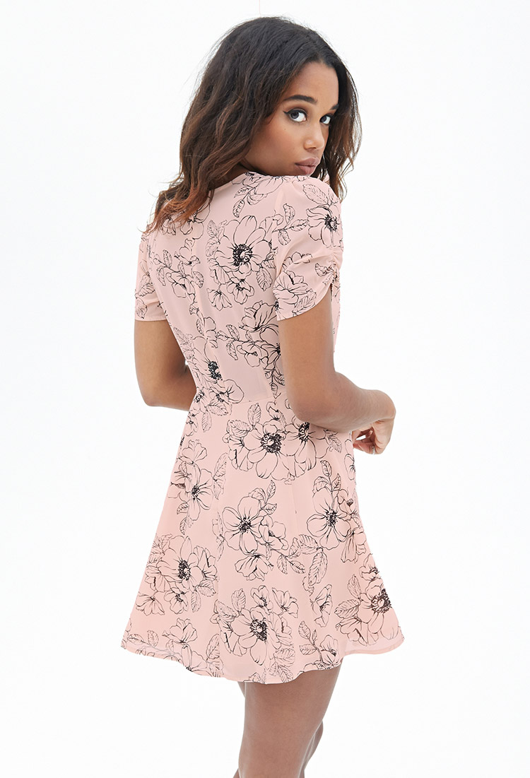 Fit and Flare Dresses Forever 21