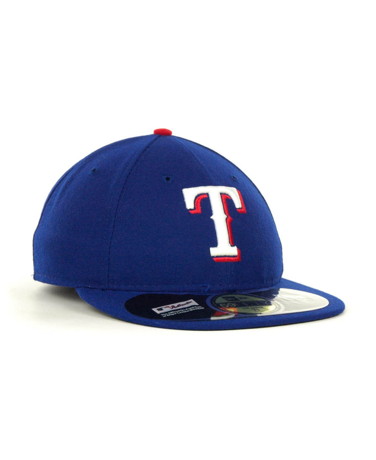 sports shoes 8a448 06ae5 ... closeout lyst ktz texas rangers low crown ac performance 59fifty cap in  56ad1 6f775