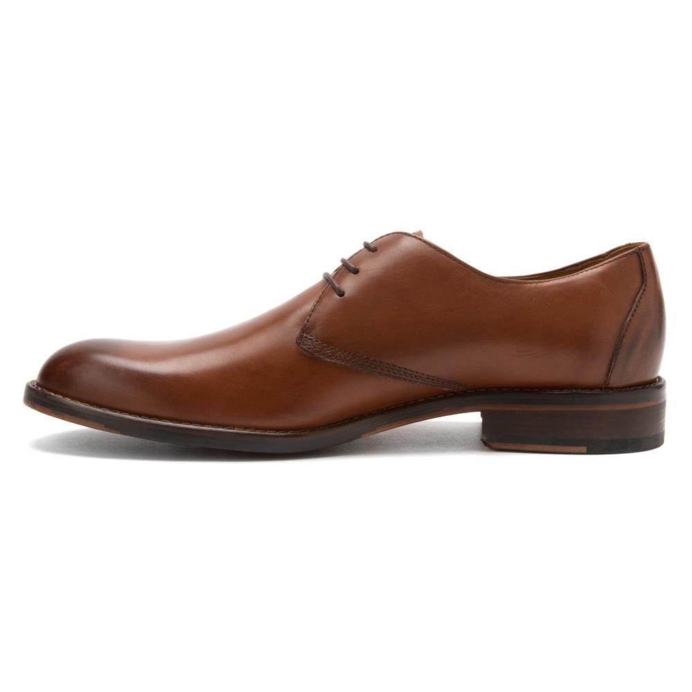 Johnston Murphy Hartley Plain Toe In Brown For Men Lyst