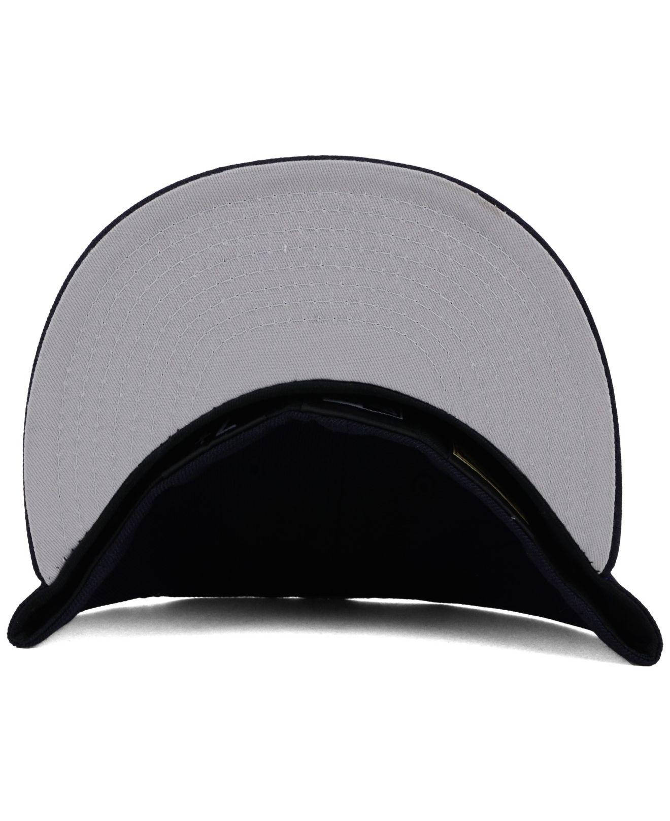 b16e561bc Lyst - Ktz Houston Rockets Nba Hwc Pop Basic 59fifty Cap in Blue for Men