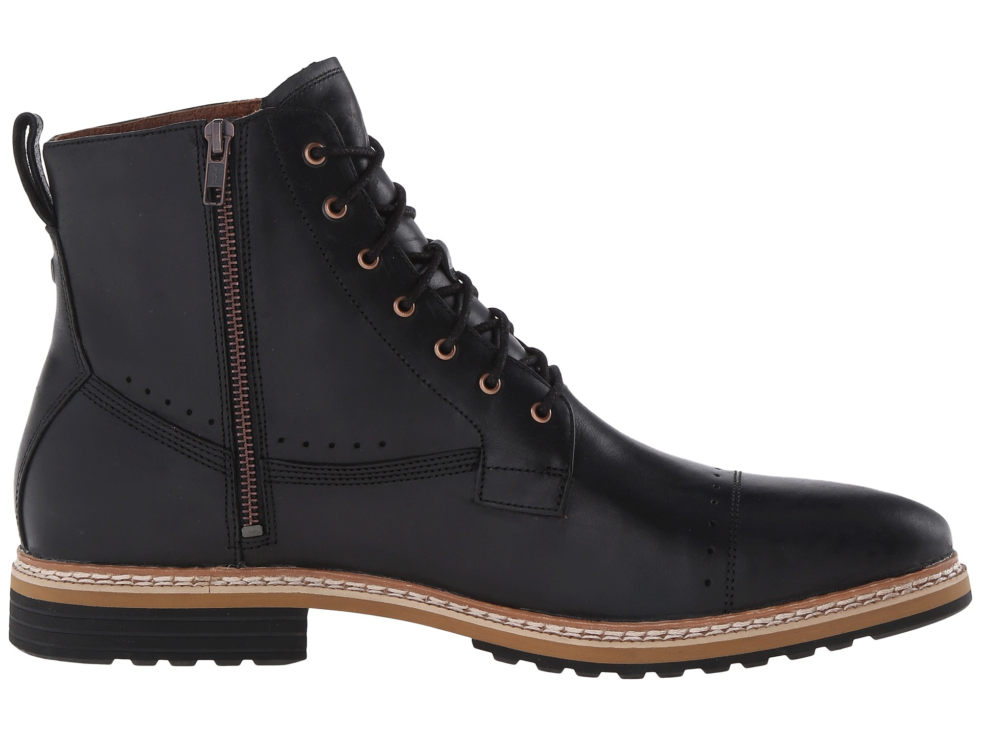Timberland West Haven 6 Quot Side Zip Boot In Black For Men Lyst