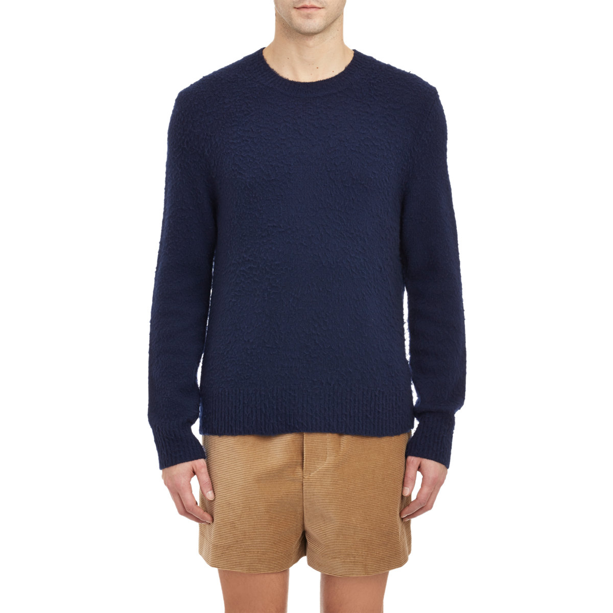 lyst acne studios peele sweater in blue for men. Black Bedroom Furniture Sets. Home Design Ideas