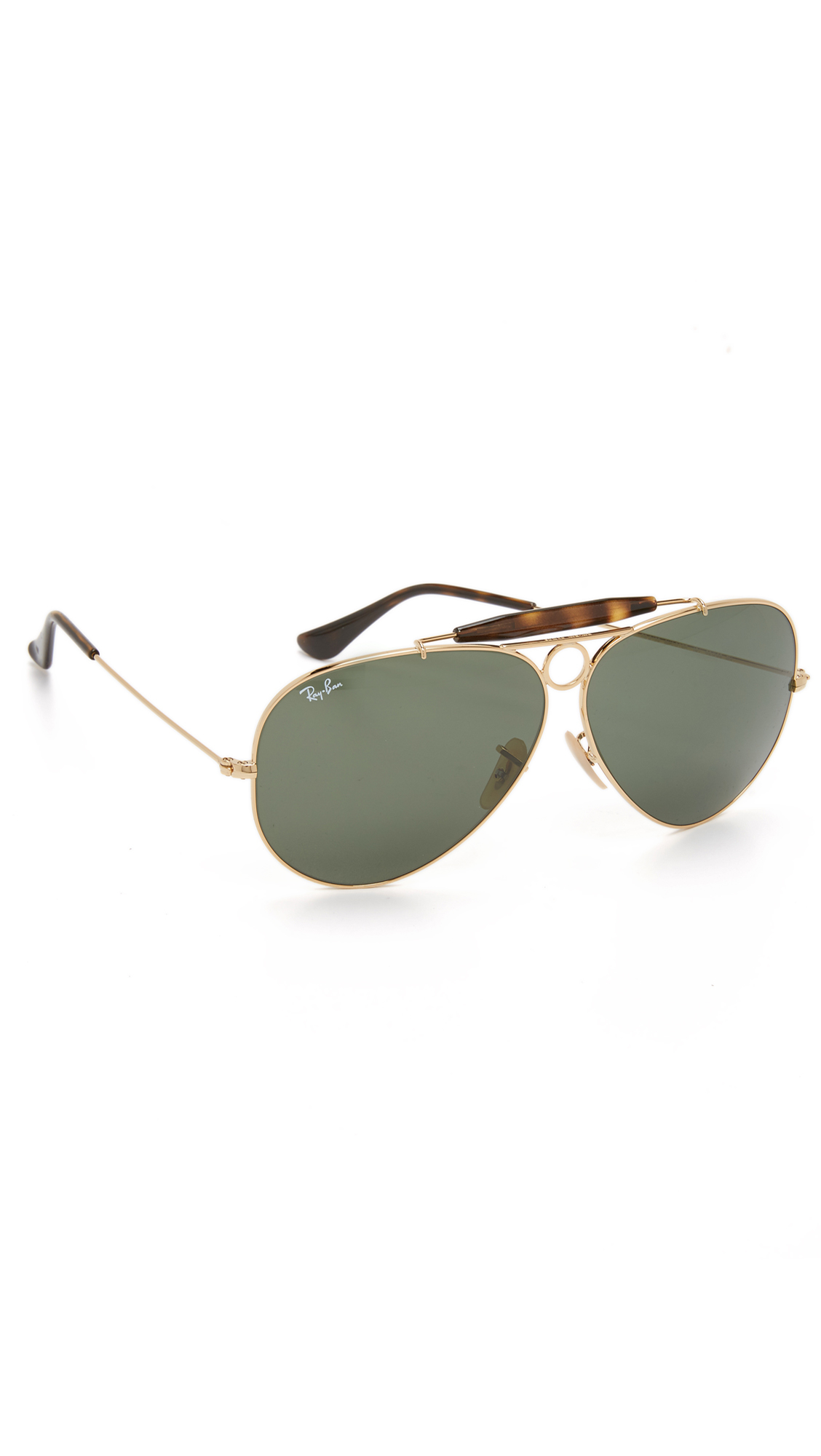 b13f8bd78bd Ray Ban Shooter Sunglasses Large