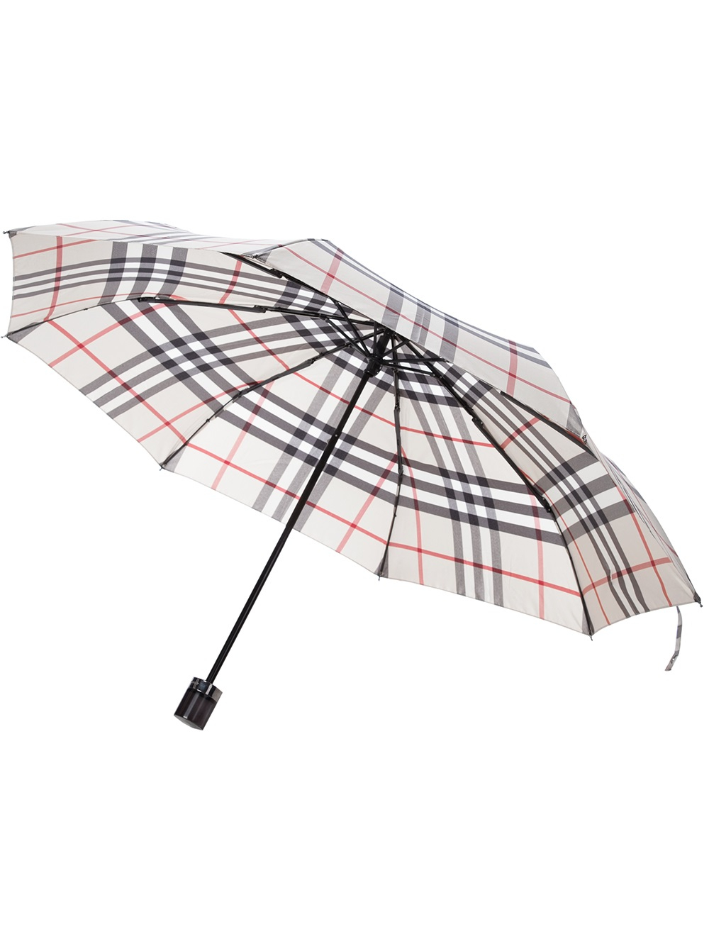 33da0cb7ede Lyst - Burberry Trafalgar Umbrella in Gray