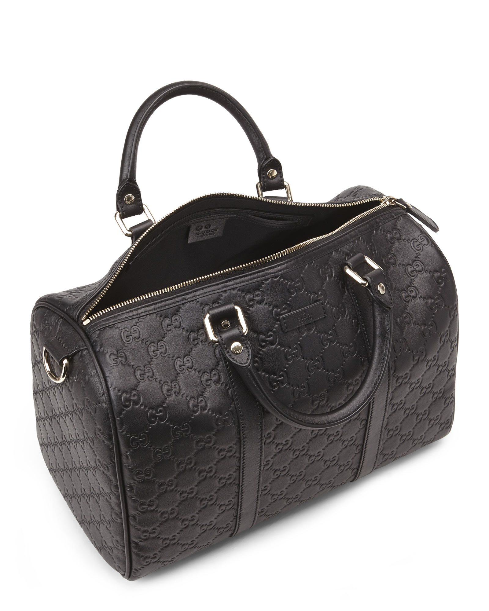 0636e44da54c2d Gucci Joy Boston Bag Black | Stanford Center for Opportunity Policy ...
