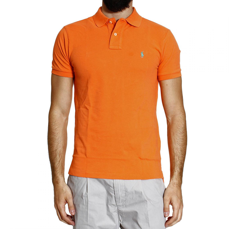 Polo Ralph Lauren Short Sleeve Smocking Slim Fit Polo T
