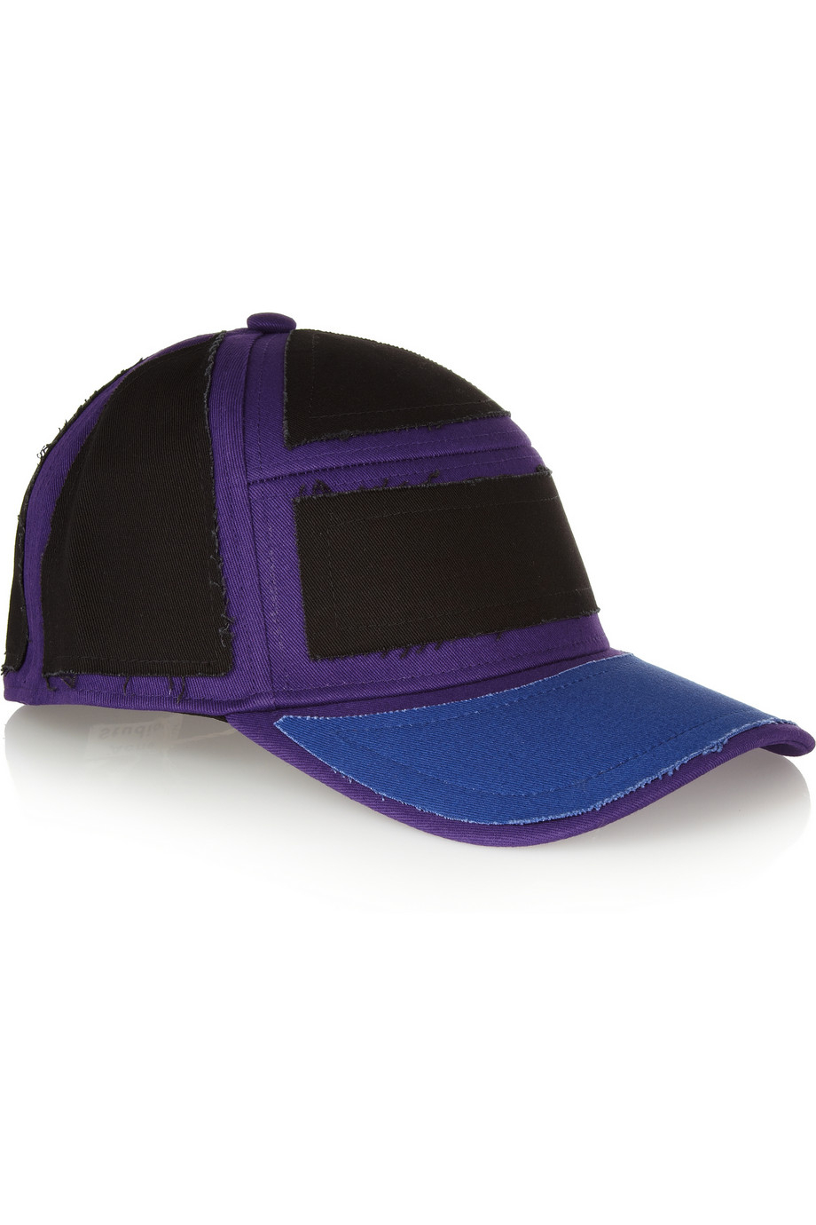 6b6f1811cbb Lyst - Acne Studios Clint Patch Stretch-cotton Twill Baseball Cap in ...
