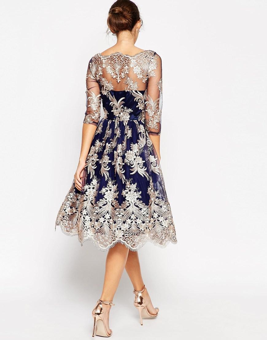 Orange Lace Dress Dorothy Perkins