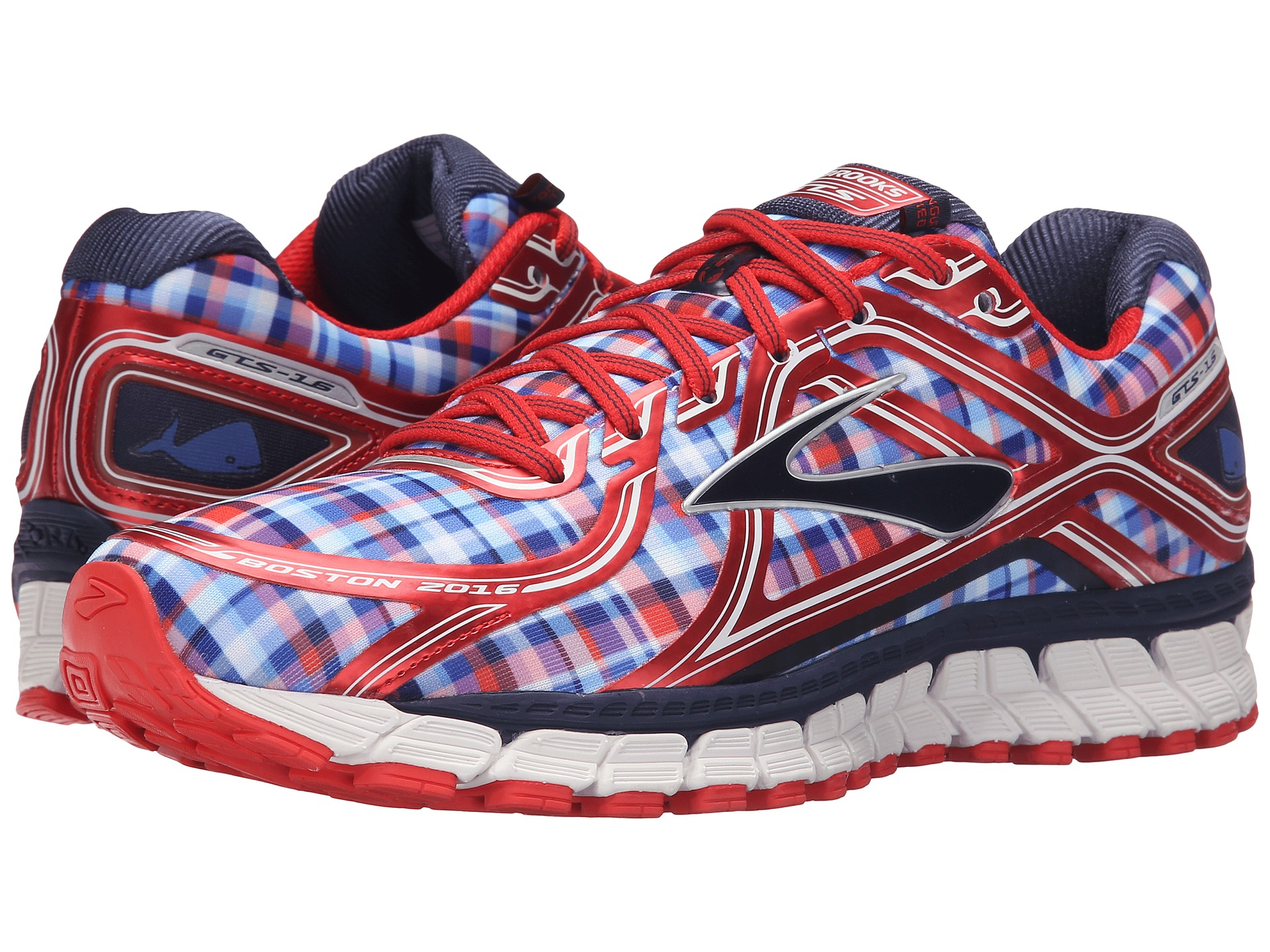 Brooks  Red Adrenaline Gts 16 for Men  Lyst