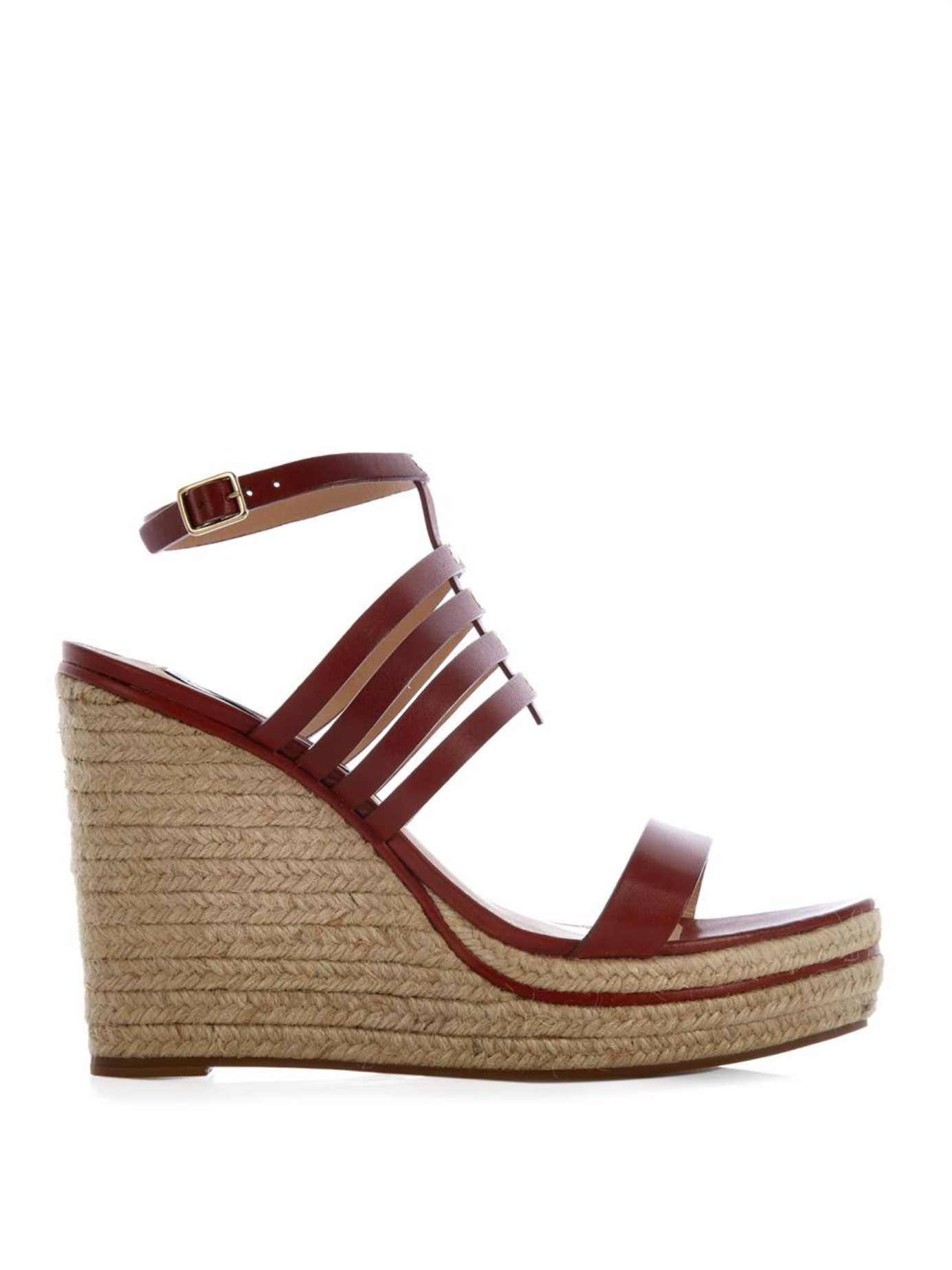 Diane von Furstenberg Leather Slingback Wedges wide range of cheap price with mastercard cheap online discount pay with visa ShiXQFuF
