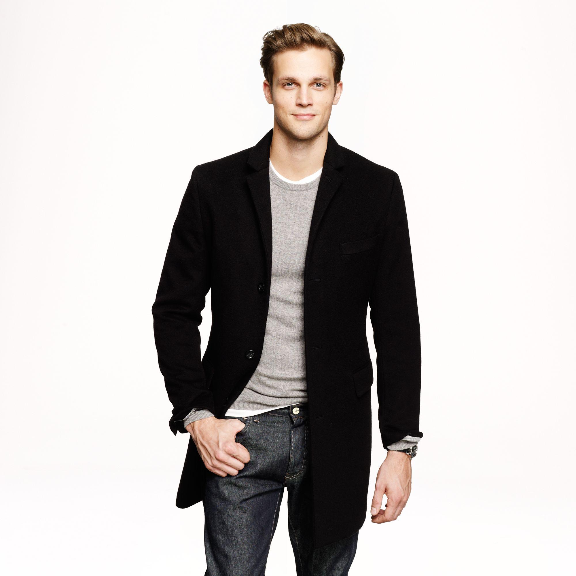 Top Coats For Men | Down Coat