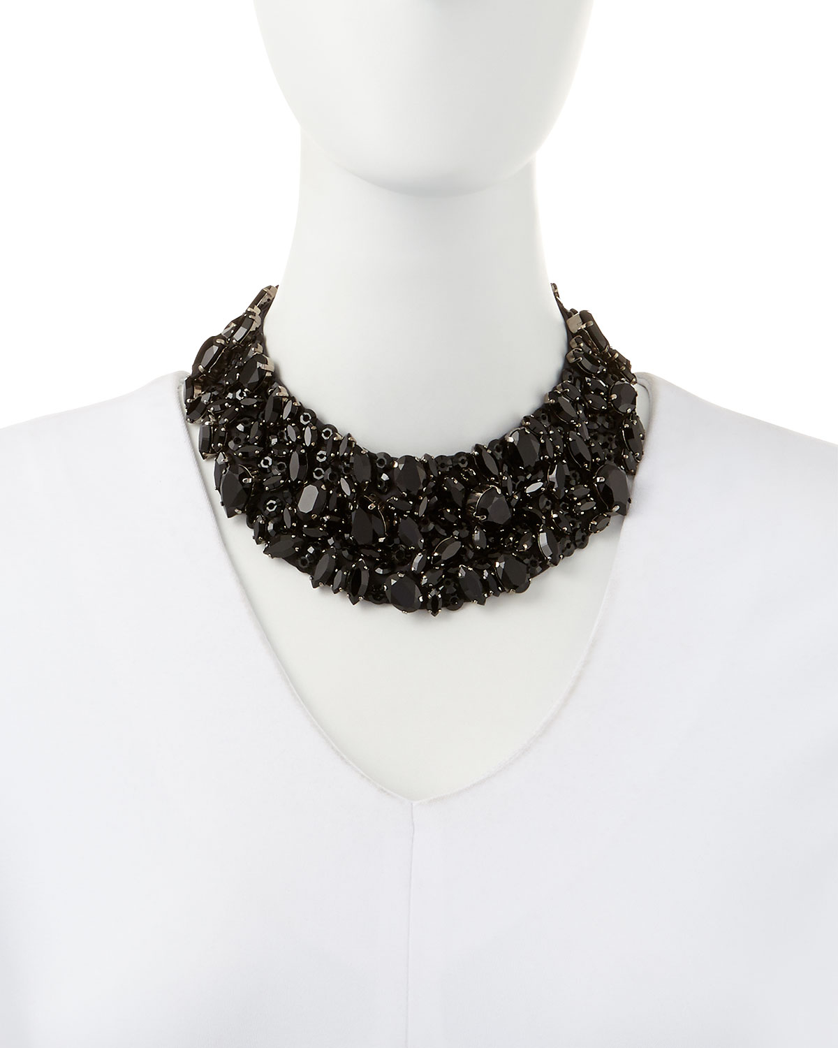 Gallery. Previously sold at  Bergdorf Goodman · Women s Swarovski Crystal  Necklace ... 31847a23c