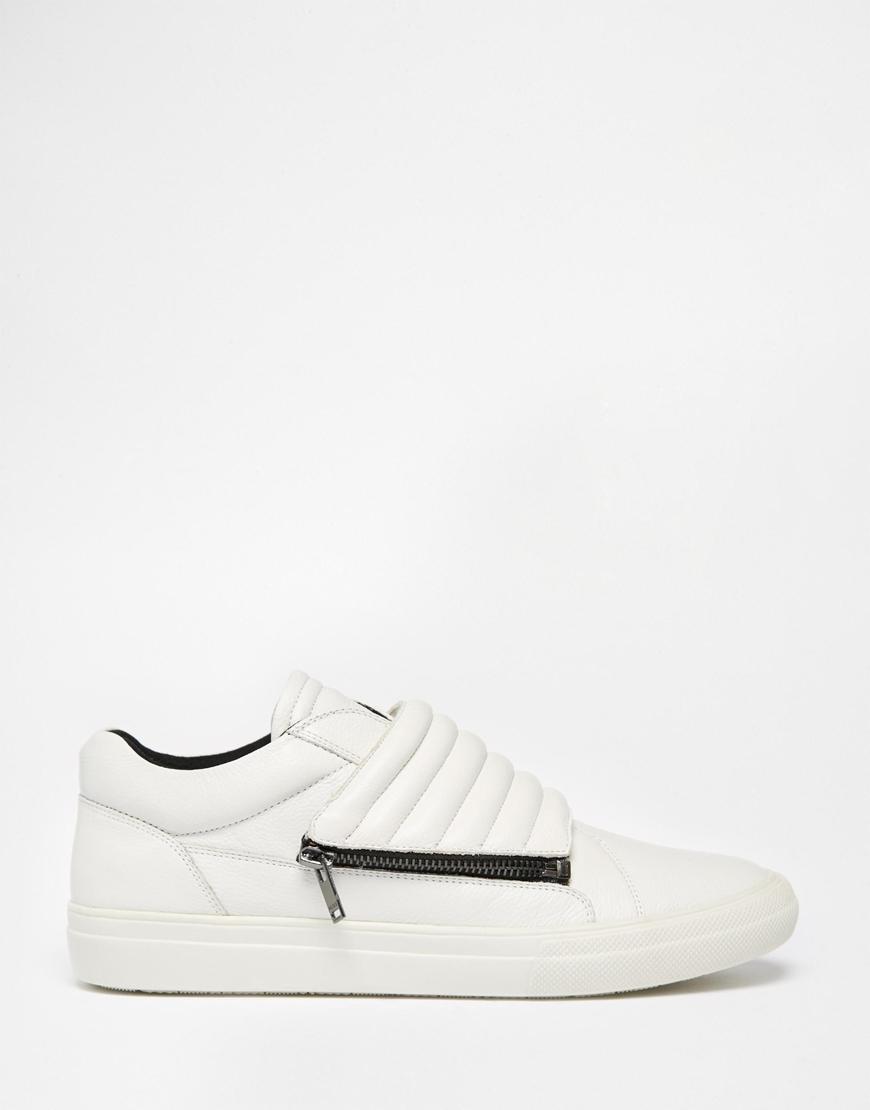 Mens Aldo Yeroubaal Sneakers White GVJ19409
