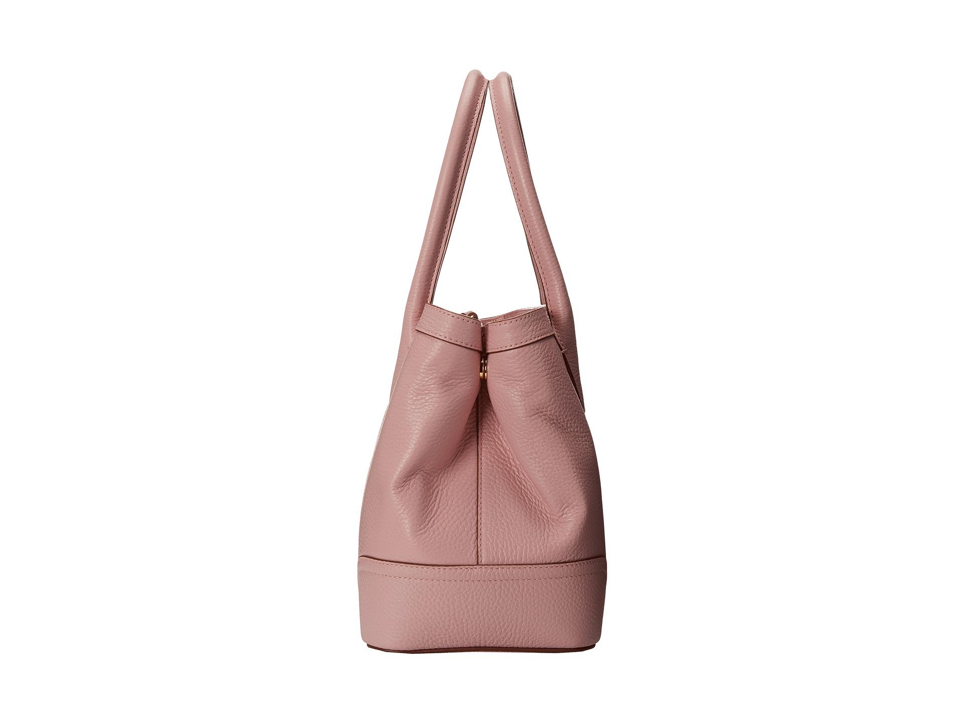 Lyst - Lauren by Ralph Lauren Fairfield City Shopper in Pink bea6062beddb2