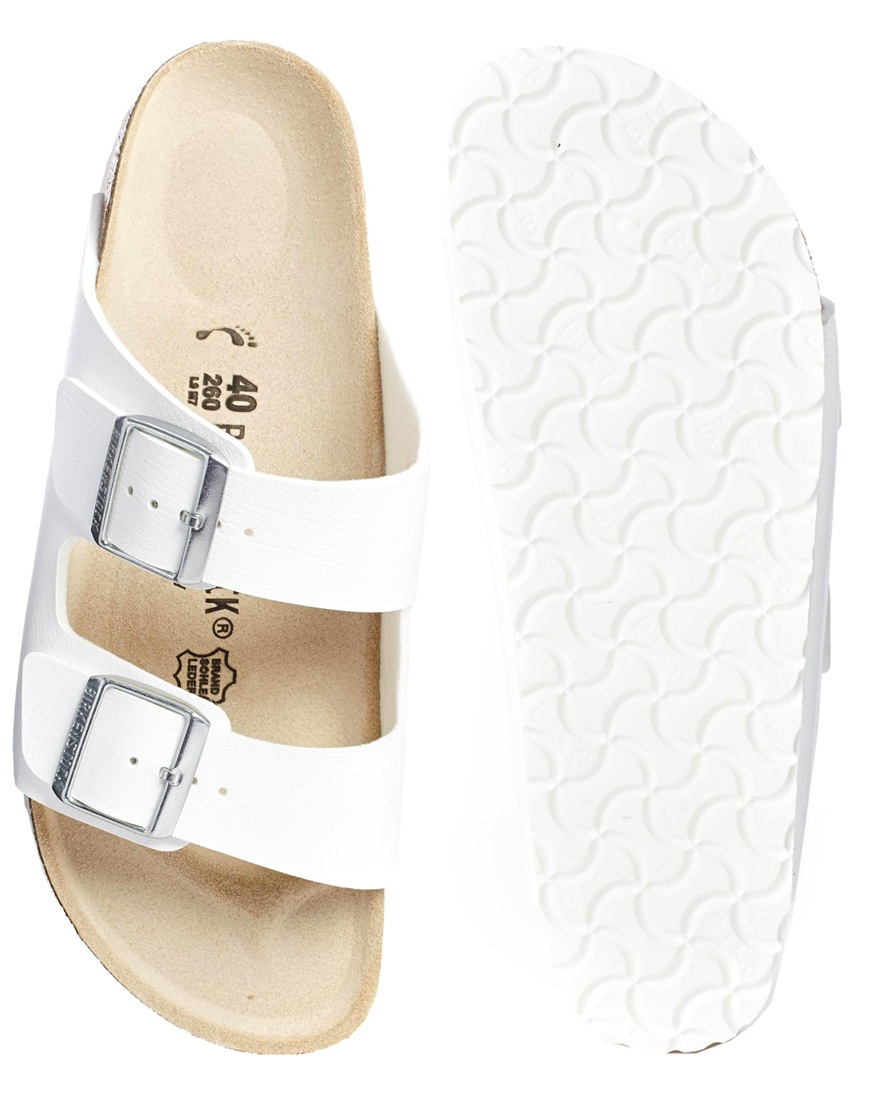 birkenstock arizona narrow fit slippers