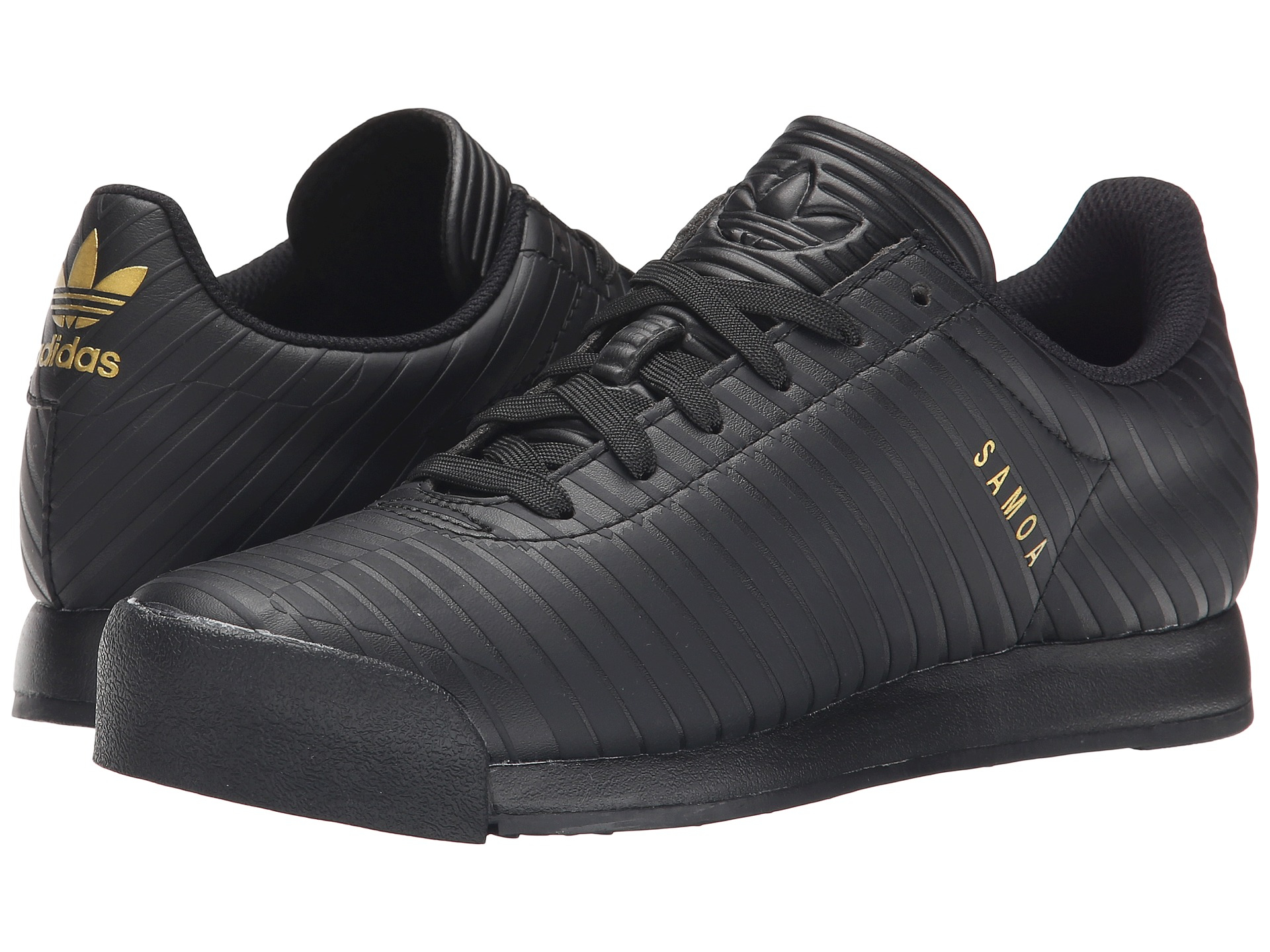 Lyst - adidas Originals Samoa in Black 33d4a8f98
