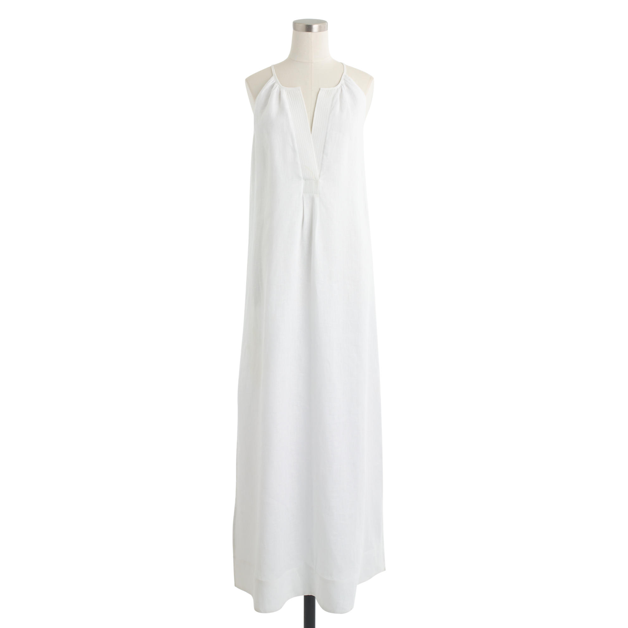 b4c28769e7a Gallery. Women s White Linen Dresses Women s Long ...
