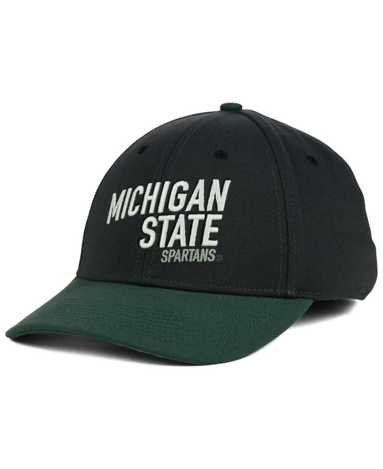 ... coupon for lyst nike michigan state spartans l91 swooshflex cap in gray  for men 2d1ba e8c48 9e61a65ed5c2