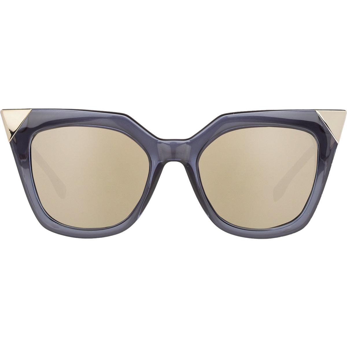 140437f5f5ed Fendi Iridia Sunglasses - Lyst